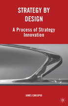 Strategy by Design book cover